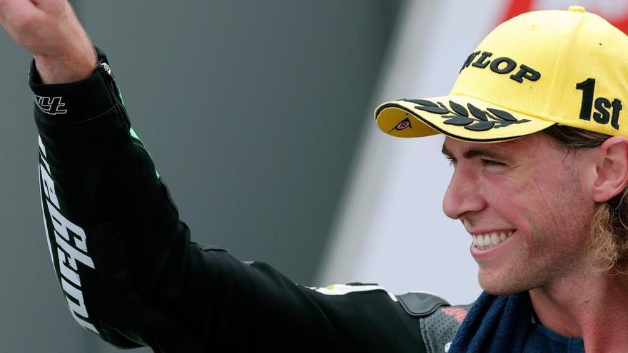 Darryn Binder logra su primera pole en Moto3