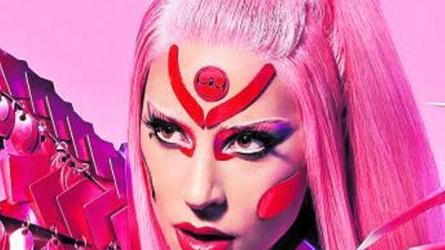 El ubicuo 'punch' del pelo rosa