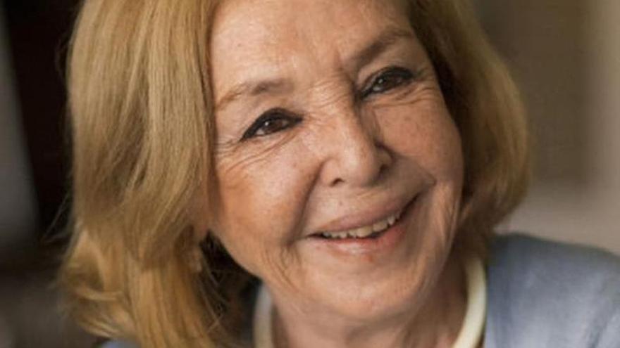 """María José Alfonso: """"Yo he sido y seguiré siendo siempre actriz, y si volviese a nacer, lo volvería a ser"""""""