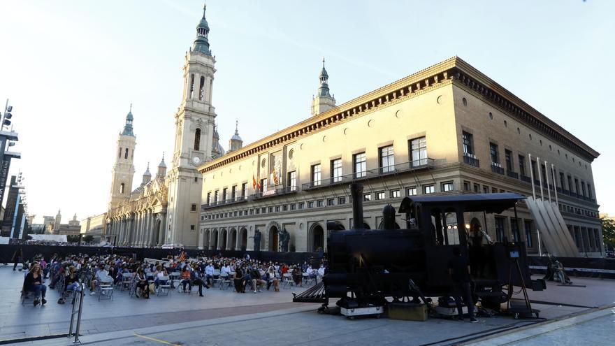 """El Saraqusta Film Festival se inaugura con un alegato al cine como """"locomotora del tiempo"""""""