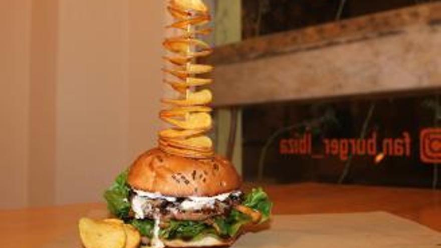 Dos hamburguesas de Mallorca entre las tres mejores de Baleares
