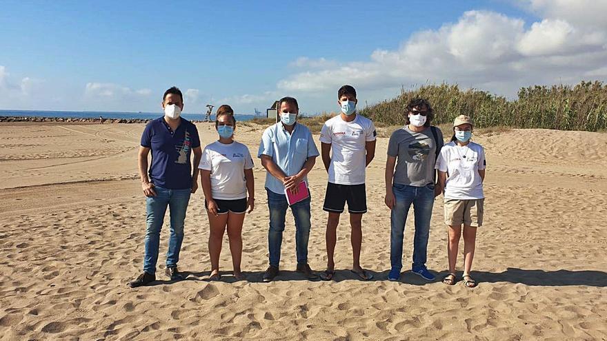 Albalat, Meliana y Foios gestionan de forma conjunta sus playas