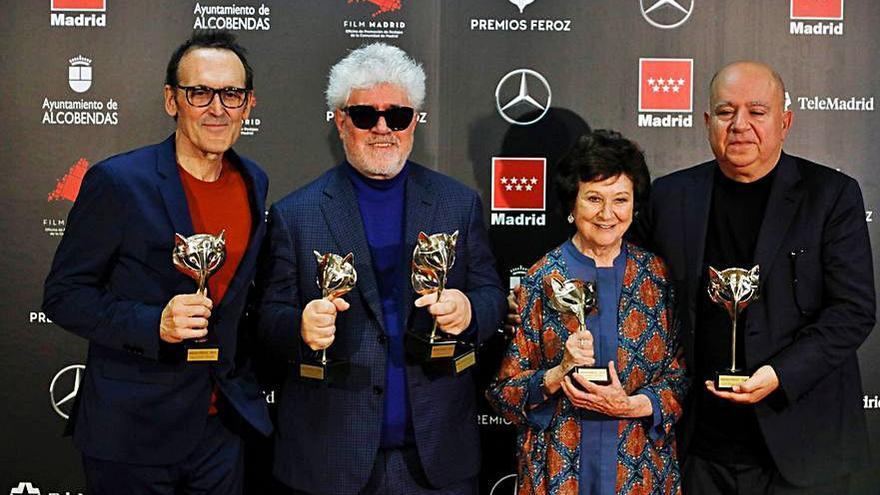 """Los Premios Feroz celebran el martes una gala """"cañera"""""""