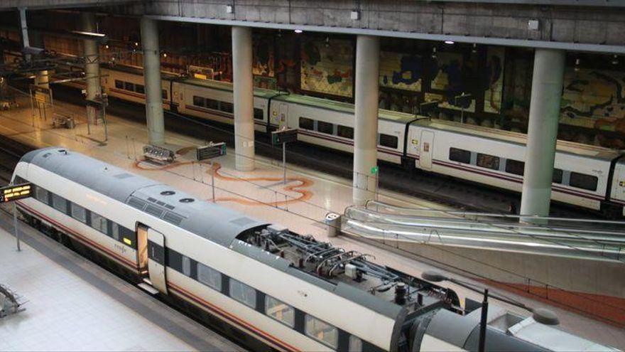 Renfe devuelve 450.000 euros a los castellonenses por viajes cancelados durante el estado de alarma