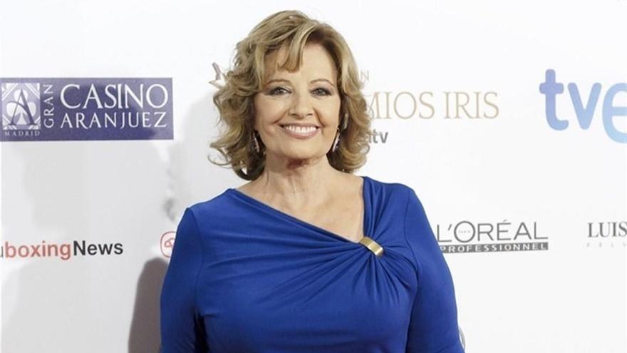 María Teresa Campos cae en las redes de YouTube