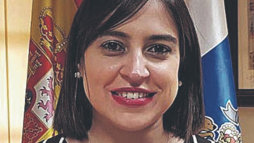 Soraya Rodríguez toma posesión como fiscal en  la provincia de Las Palmas