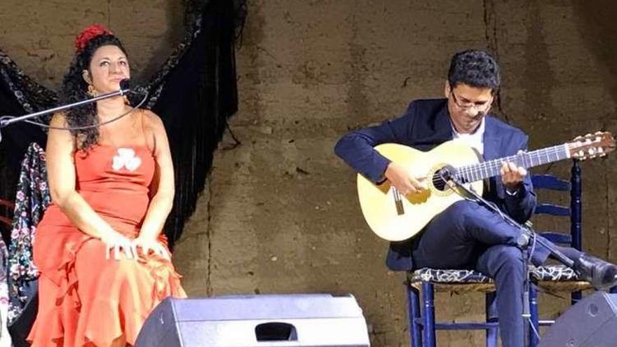 Duende flamenco en Toro