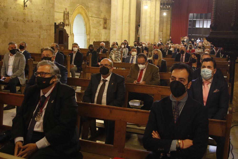 Pregón y presentación del cartel de las hermandades de Gloria en Córdoba