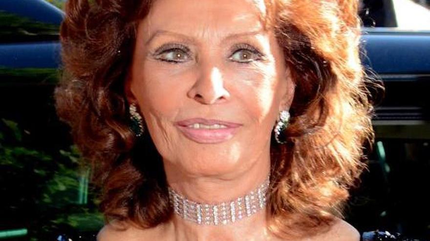 El curiós rècord que pot batre Sophia Loren
