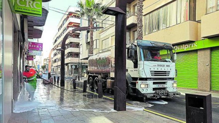 Sacyr recurre la decisión de Torrevieja de no adjudicar el servicio de basuras