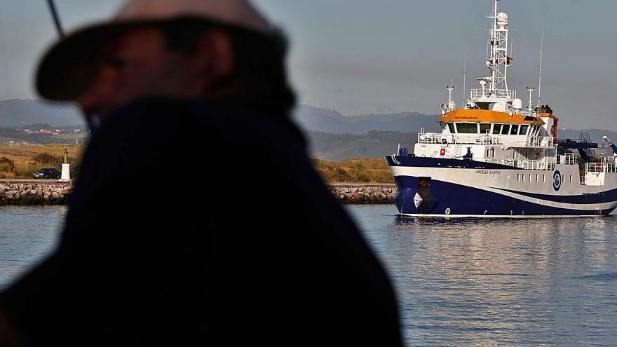 Los científicos inician el examen del estado de los fondos rocosos del mar Cantábrico