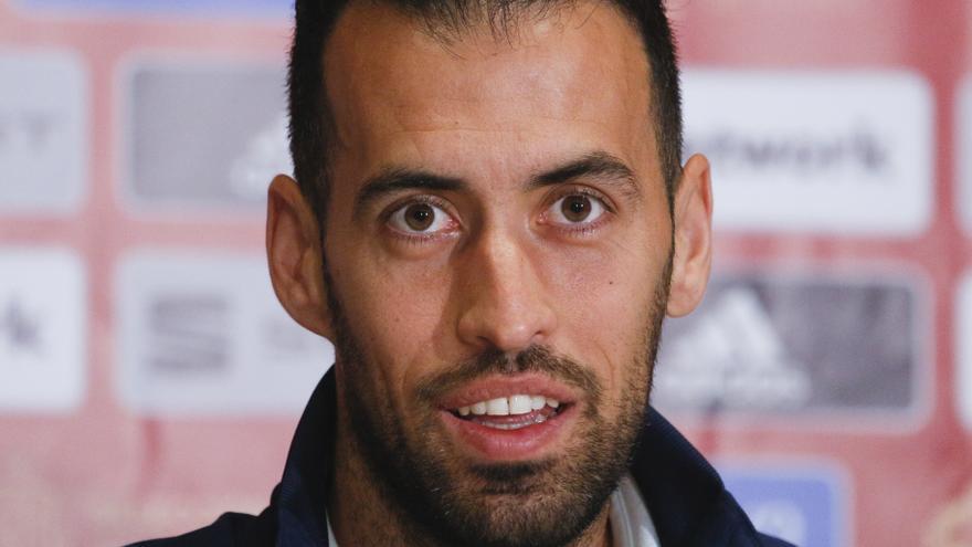 Erst Sergio Busquets macht Spanien bei der EM so stark