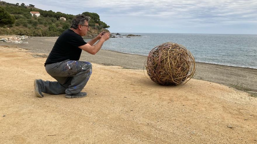 «Posidònia», de Carles Bros, finalista al Premi de la Fundació Vila Casas