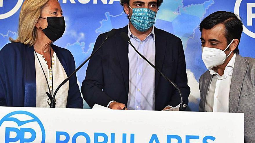 Calvo optará a la reelección al frente del PP provincial en el congreso del 25 de septiembre