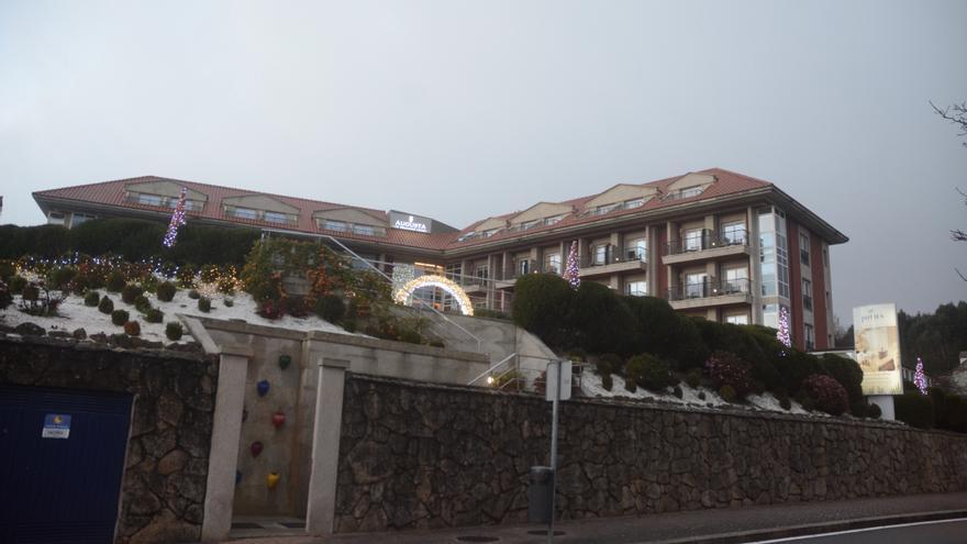 El Hotel Augusta de Sanxenxo niega que su fiesta de Nochevieja incumpliese las normas anti-COVID