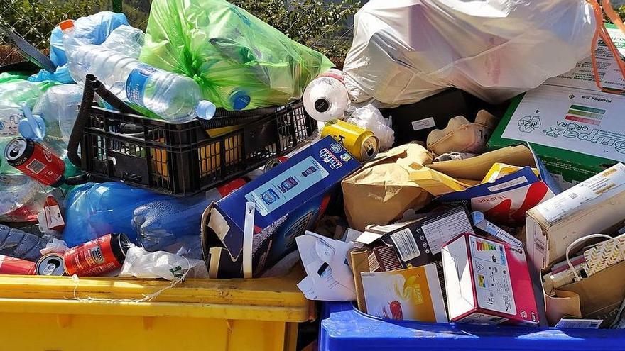 Mallorquiner produzieren mehr Müll als andere Spanier