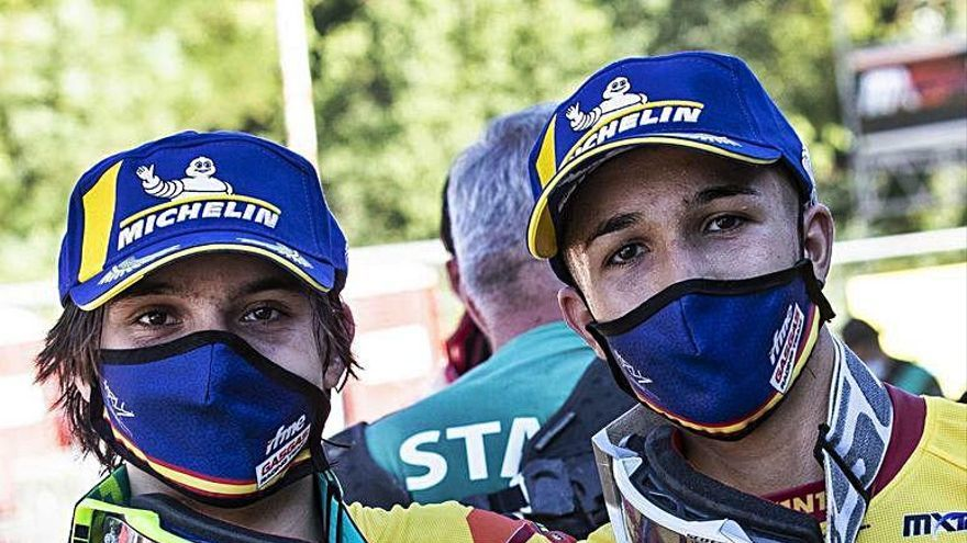 El balsarenyenc Farrés és segon a la prova d'Itàlia  de l'europeu de motocròs