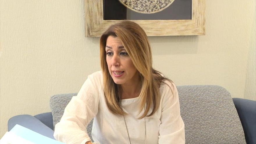 Diario CÓRDOBA entrevista a Susana Díaz, presidenta de la Junta de Andalucía