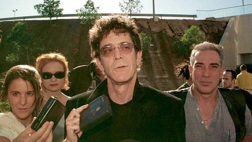 Lou Reed, terciopelo bajo tierra