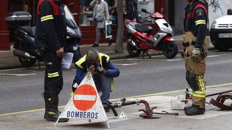 Oviedo lanza un contrato de dos años para mantener los hidrantes en buen estado