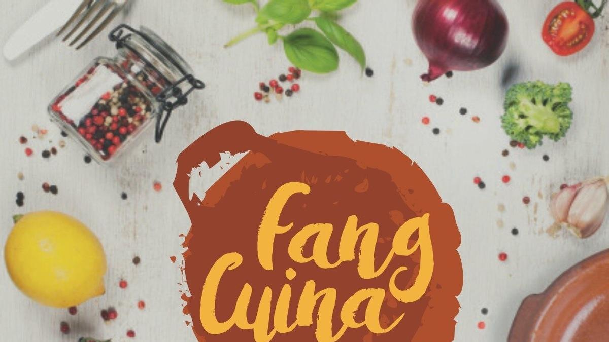 Cartel de la muestra Fang Cuina 2021