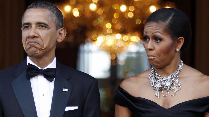 Los Obama, las personas más admiradas del mundo