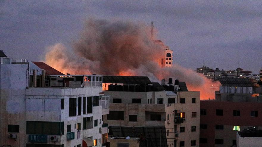 El alto el fuego en Gaza entre Israel y Hamás entra en vigor