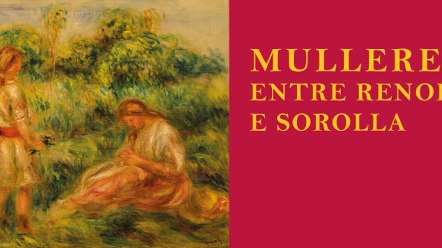 La visión de Renoir o Sorolla de la mujer, protagonista en el Museo