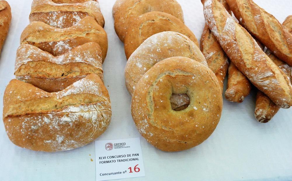 Tercer premio de panes tradicionales Forn German. Nazaret-Valencia
