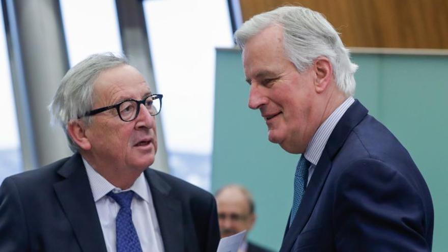 La UE ofrece a Londres una salida unilateral de la unión aduanera tras el Brexit