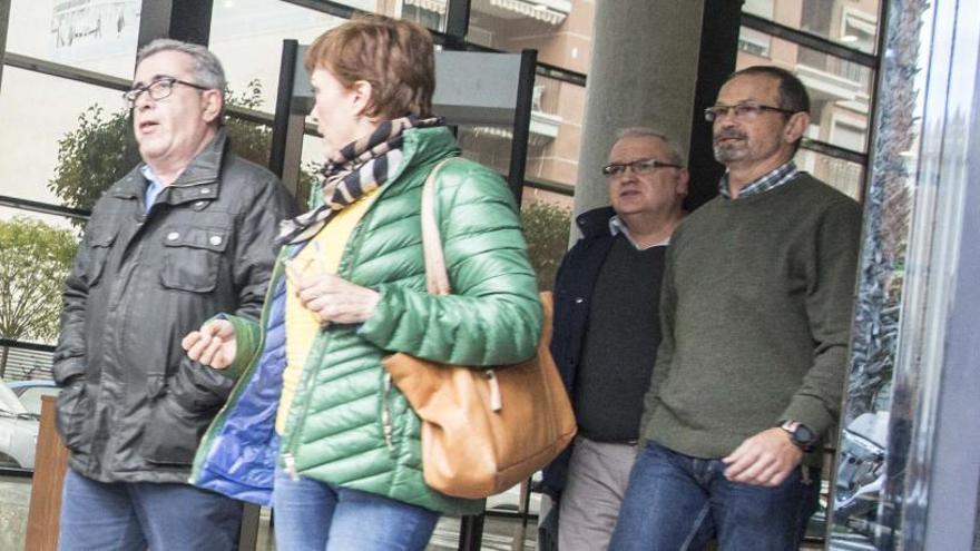 Los letrados judiciales respaldan a su colega del caso Sala sin entrar a analizar el proceso
