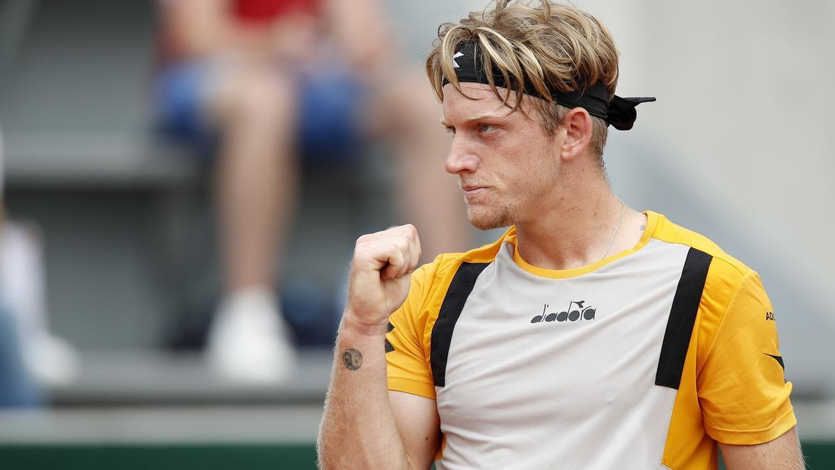 3ª ronda de Rolan Garros: Davidovich - Ruud