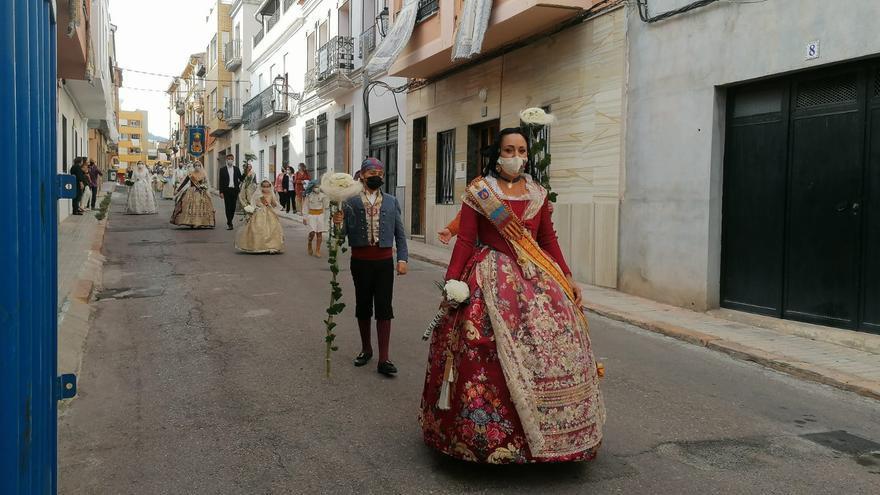 Día de la Trasladación en las fiestas patronales de la Vall d'Uixó
