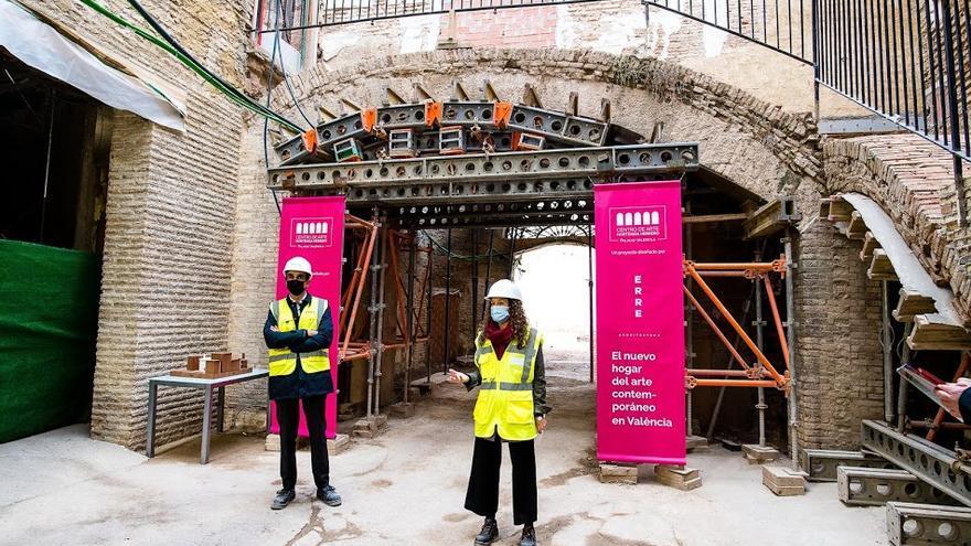 El palacio Valeriola renace como el Centro de Arte Hortensia Herrero