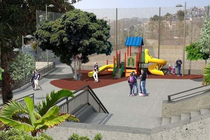 San Nicolás tendrá un nuevo parque de 3.000 metros cuadrados