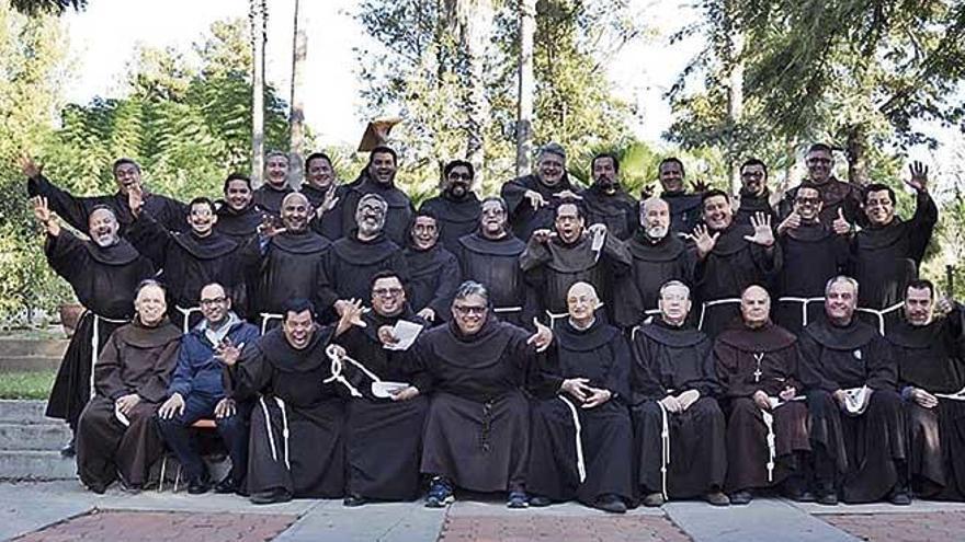 Franciscanos mexicanos se harán cargo del convento de Petra después de verano