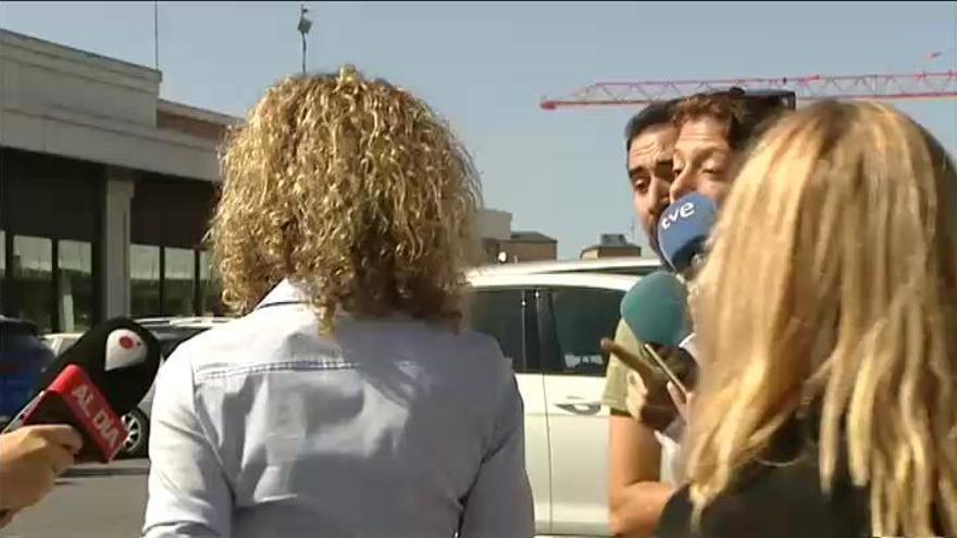 La madre y la hermana de Diana Quer se enzarzan tras la detención del padre
