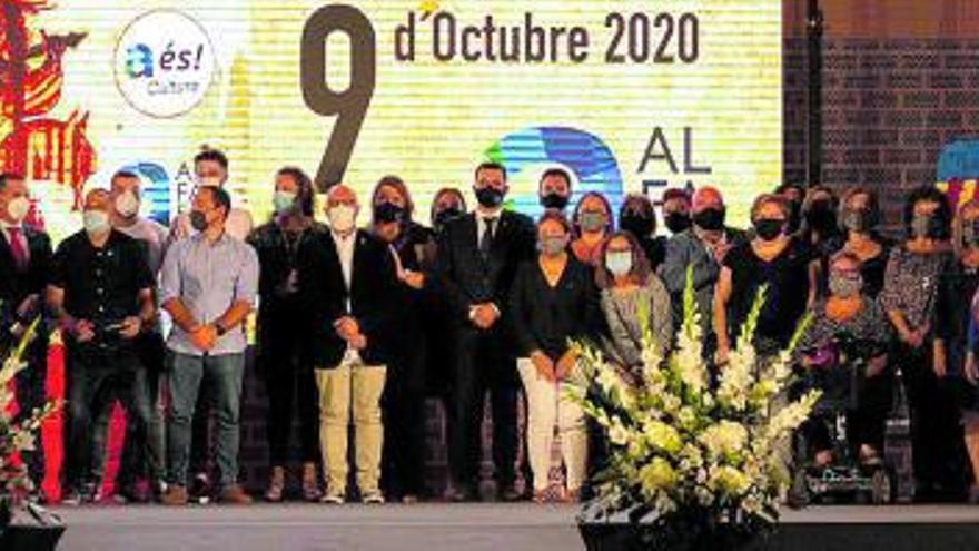 Premios: Alfafar,  la Pobla y Foios reconocen  a su gente