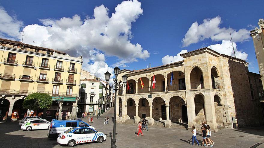 Patrimonio autoriza la conversión del ayuntamiento viejo en nuevo Museo Lobo de Zamora