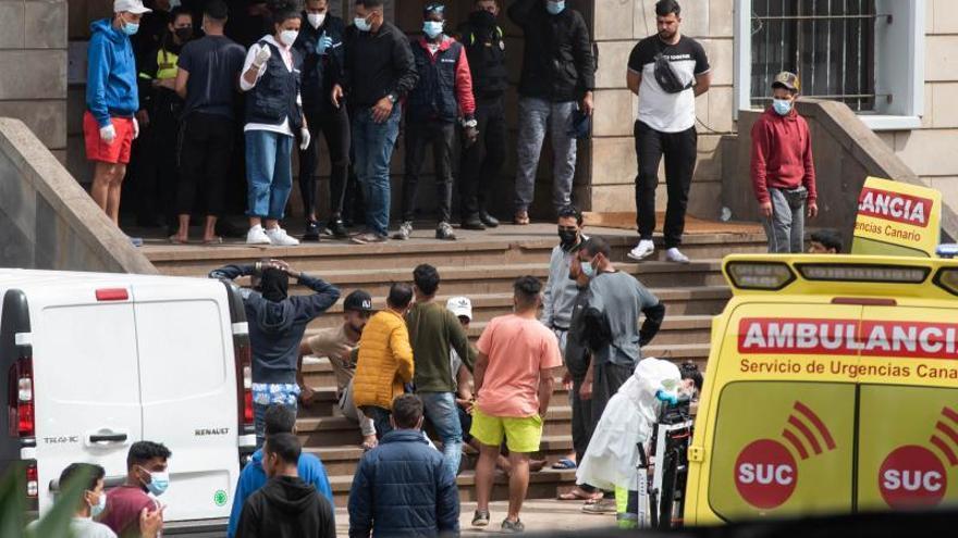"""CEAR señala que Canarias se ha convertido en """"un laboratorio de políticas migratorias"""""""