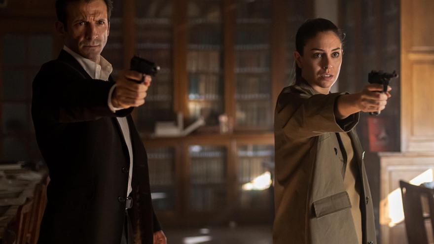 'Jaguar', la serie en la que Blanca Suárez caza nazis, ya tiene fecha de estreno en Netflix