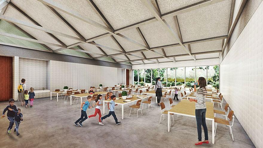 El centro cívico de Vilarrodís tendrá espacios para uso de la guardería