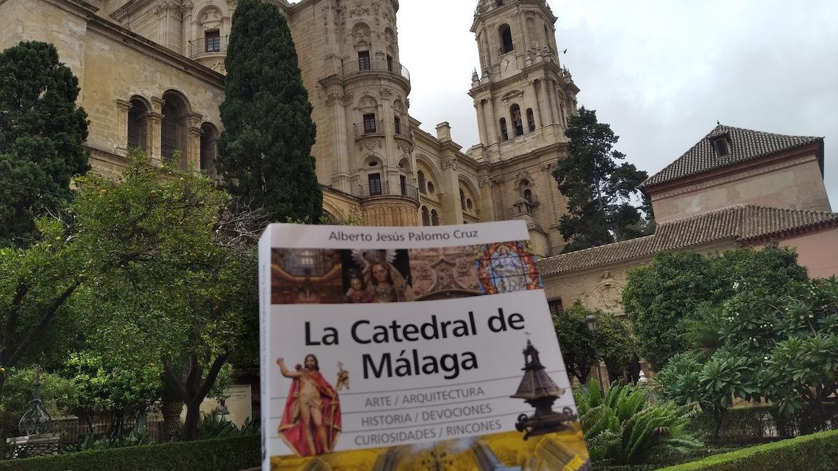 La guía de la Catedral de Málaga.