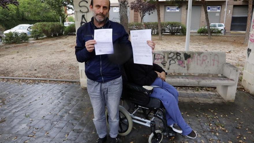 Eligen por segunda vez para vocal de una mesa electoral a un joven con parálisis cerebral