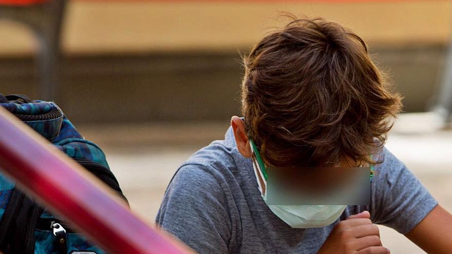 Los menores de 12 años concentran la mayor parte de contagios al no estar vacunados