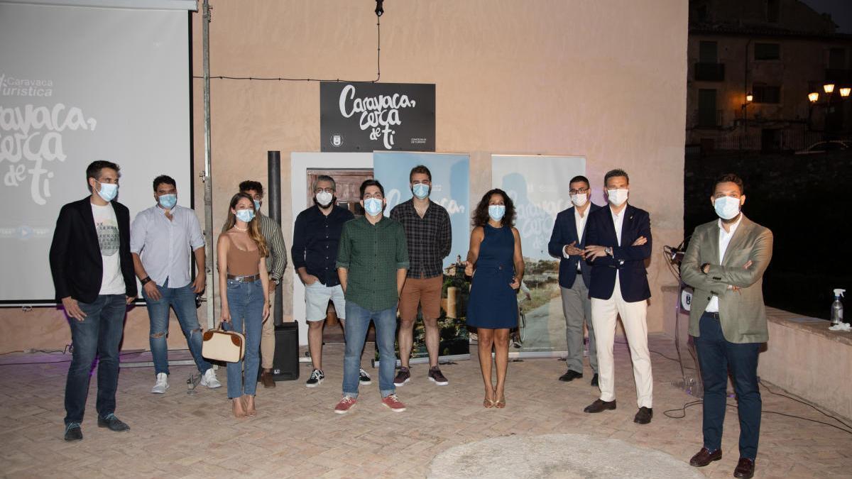 La campaña 'Caravaca, cerca de ti', una apuesta por el turismo de proximidad