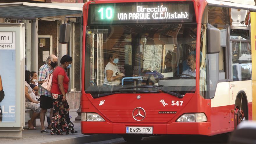 Compromís reclama que Barcala cumpla su compromiso y ponga en marcha el Wifi en los autobuses de Alicante