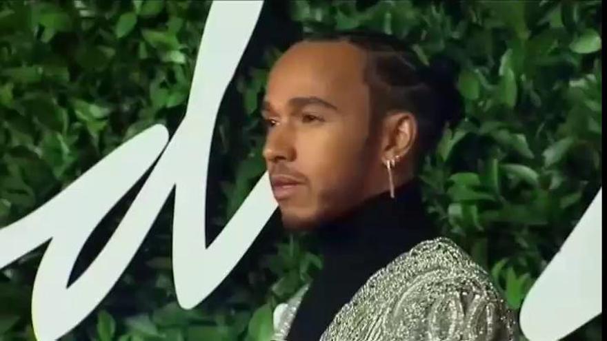 Hamilton da positivo en coronavirus tras ganar en Bahreim>