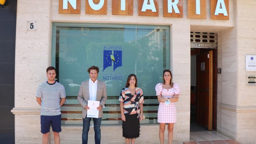 El Ayuntamiento de Torrox adquiere los terrenos para el nuevo campo de fútbol de El Morche