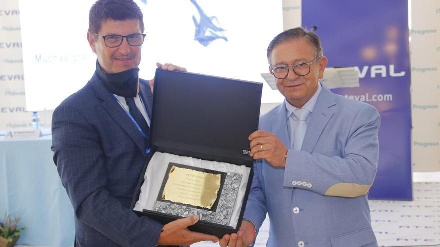 José Vicente Serna, elegido presidente de la patronal textil Ateval
